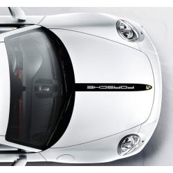 Bande capot Porsche