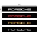 Bandeau pare soleil Porsche