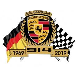 Porsche 50th anniversary 914