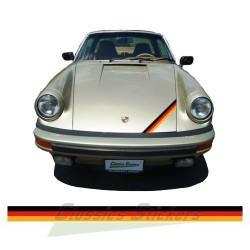Bandes latérales Porsche