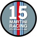 Logo Martini numéro 15