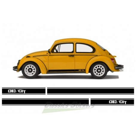 VW 1303 City Sticker