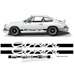 Carrera Sticker Kit