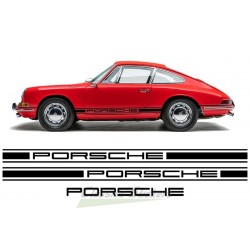 Classic Porsche sticker kit