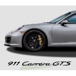 Lettrage 911 Carrera GTS
