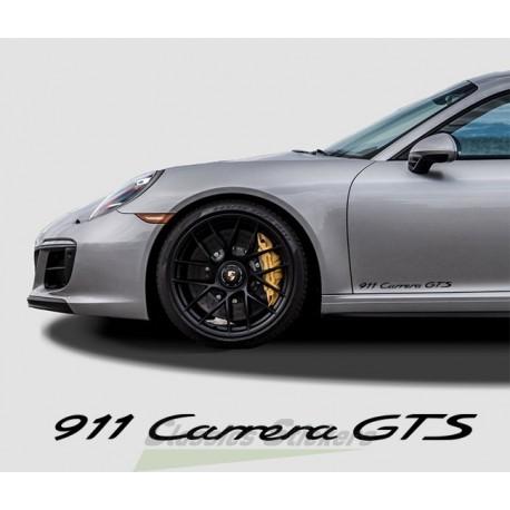 Lettrage 911 Carrera GTS