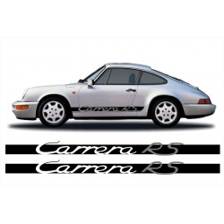 Carrera RS side strips