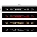 Bandeau pare soleil Porsche 70 ans