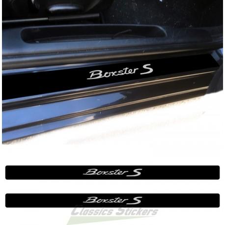 Door step Boxster S