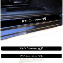 Door step 911 Carrera 4S