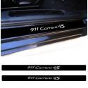 Seuils de porte 911 Carrera 4S