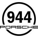 Sticker rond 944
