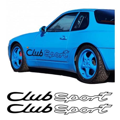 Club sport stripes
