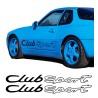Bandes Club Sport