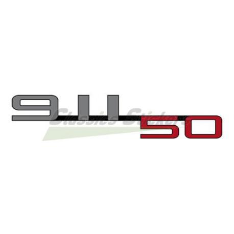 911 50 ans sans baseline