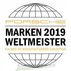 Marken Weltmeister Porsche 2019