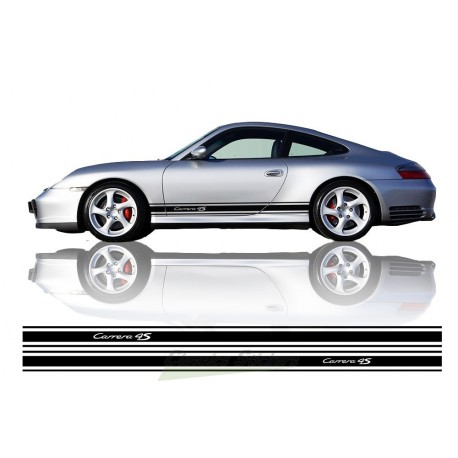 Side bands Carrera 4S 2