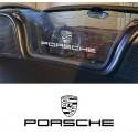 Sticker saut de vent Porsche