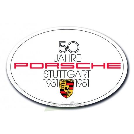 Porsche 50 Jahre 1981