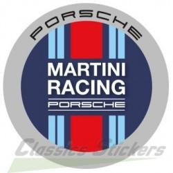Sticker Martini racing