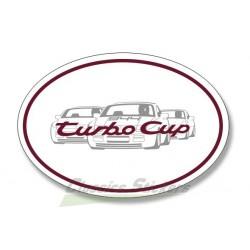 Sticker Turbo Cup