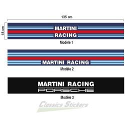 Bandeau pare soleil Martini