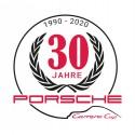 Sticker Carrera Cup 30 jahre