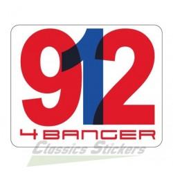 Porsche 912 - 4 banger