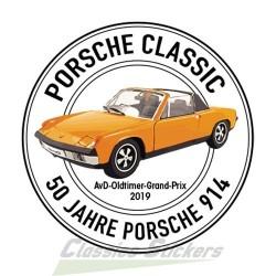 Porsche classic 50 jahre 914
