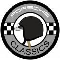 Porsche Classic - dark grey Helmet