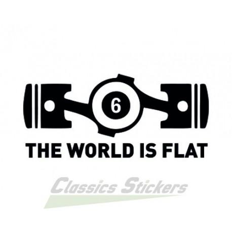 World is flat 6