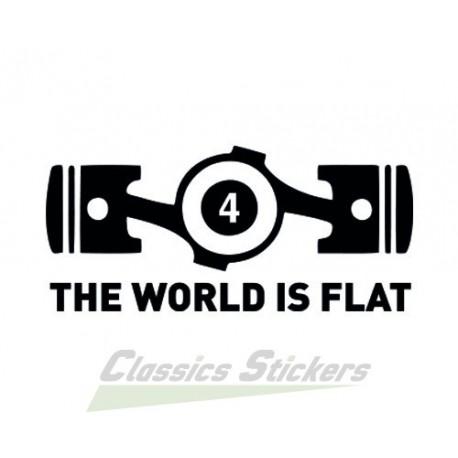 World is flat 4