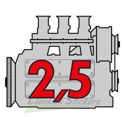 Porsche Engine 2,5