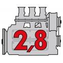 Porsche Engine 2,8