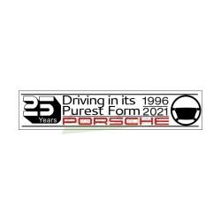 Porsche Boxster - 25 years