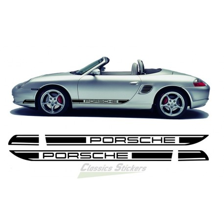 Side bands Boxster 2