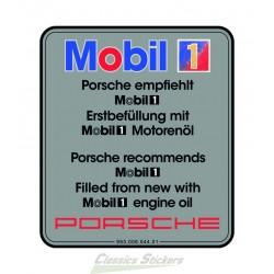 étiquette Mobil1