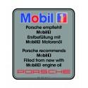 Mobil1 label