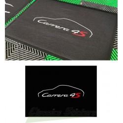 Boxster S carpet