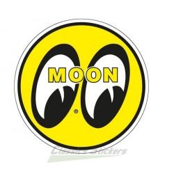 Sticker Moon