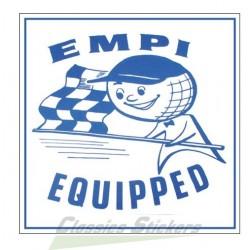 Autocollant Empi equipped
