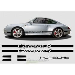 911 Carrera T side bands