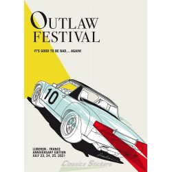 Affiche Out Classic Law 2021