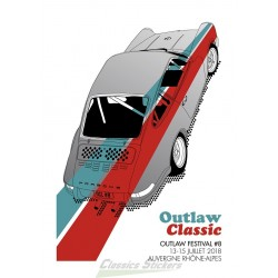 Affiche sortie Out Classic Law 2018