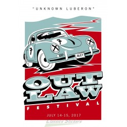 Affiche sortie Out Classic Law 2017