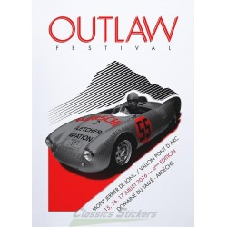 Affiche sortie Out Classic Law 2016