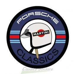 Martini classic Helmet