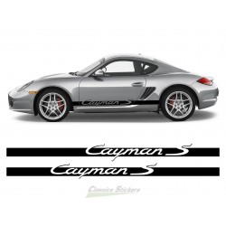 Side bands Cayman S
