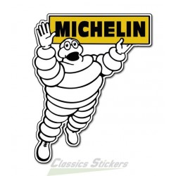 Vintage Bibendum Michelin