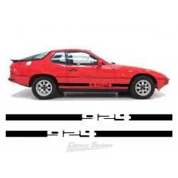Bandes Porsche 924